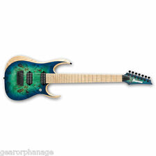 Ibanez RGD Series RGDIX7MPB Iron Label Surreal Blue Burst SBB NEW