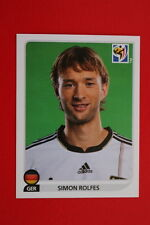 Panini SOUTH AFRICA 2010 267 DEUTSCHLAND ROLFES TOPMINT!!