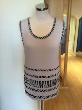 Faber Top Size 16 BNWT Sand Black RRP £98 Now £29
