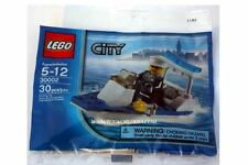 *NEW* Lego CITY POLICE BOAT Polybag 30002