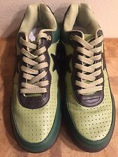 RARE 9.5 BAPE SNEAKERS BATHING APE ROADSTA MEN'S SHOES