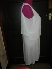 Simply Beautiful All Saints Tella Dress Grey Size 10 Excellent Condition