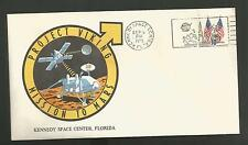 PROJECT VIKING MISSION TO MARS SEP 9,1975  KSC ***