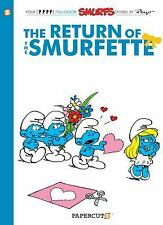 The Smurfs #10: The Return of the Smurfette-ExLibrary