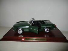 MGB ROADSTER 1963 CORGI LIMITED EDITION SCALA 1.18