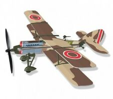 F-2B Bi-plane Rubber Band Powered Model1917 History Airplane Kit: Lyonaeec 22003