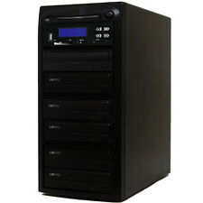 1-5 USB/SD/CF to DVD Duplicator Copier/Memory Backup Copy Media Disc Multiple