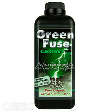 GREEN FUSE GROW 100ml GROWTH TECHNOLOGY AND 5 FREE PAIRS OF GLOVES
