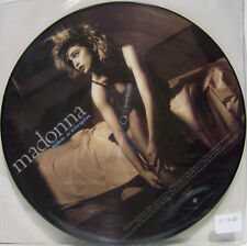 Madonna - LIKE A VIRGIN - LP VINILE 200gr PICTURE DISC nuovo