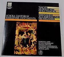 *-Vinyl-Schallplatte- NACHTmusique mit Viola D'AMORE - SERENADEN aus BAROCK....