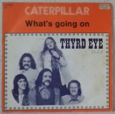"THYRD EYE Caterpillar VERY RARE 7"" 1974 psych rock BELGIUM"