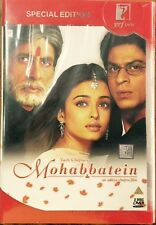 Mohabbatein - Shahrukh Khan, Aishwarya Rai - Official 2-Disc Edition DVD ALL/0 S