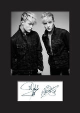 JEDWARD #3 A5 Signed Mounted Photo Print - FREE DELIVERY
