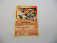 POKEMON CARDS: 1x TCG Infernape LIV.55-Rising Rivals-43/111-ITA Italiano x1