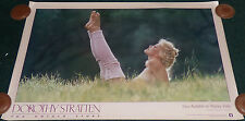 PLAYBOY DOROTHY STRATTEN THE UNTOLD STORY 1980's ORIGINAL VHS VIDEO MOVIE POSTER