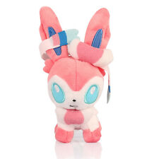 Pokemon Sylveon Fairy Eevee 7in Stuffed Animal Nintendo Game Plush soft Toy Doll