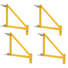 New Buffalo Pro-Series 4 Piece Set 18 Inch Scaffolding Outriggers GSORSET NEW