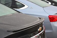 PAINTED 2014 2015 CHEVY IMPALA SPOILER - FACTORY LIP STYLE