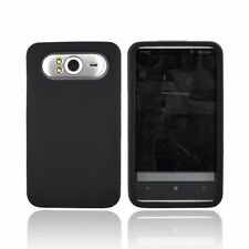 Silicone Skin Case for HTC HD7 - Black