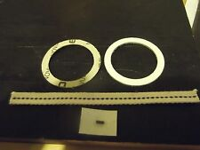 "Miners Lamp,Washers,memorabillia 3/8"" Flat wick type,service pack / spares"