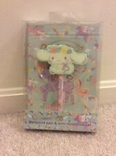 Cinnamoroll Ballpoint Pen + A5 Notebook Gift Box Set. Sanrio. Christmas Present