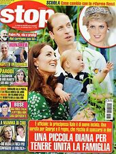 Stop.Kate Middleton & William,Cristina Parodi,Cristina Chiabotto,Lucia Bosè,iii
