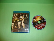 The Oxford Murders (Blu-ray Disc, 2010)