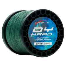 MULTIFIBRE DY HARD 0,40 mm TUBERTINI 68 LB TRECCIATO FILO BOLENTINO 500 MT GREEN