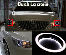 (Fits: 2010-2013 Buick LaCrosse GM Chevrolet) Audi Style LED Day Light Diy Kit