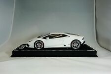 Lamborghini Huracán 1/18th scale model car MR Collection Model Cars Brand New