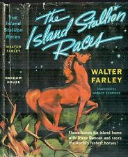 Walter Farley ~ The Island Stallion Races ~ First Printing 1955