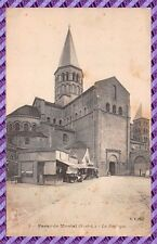 Carte postale - Paray le Monial la basilique