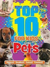 Top 10 for Kids Pets by Paul Terry (2015, Paperback)