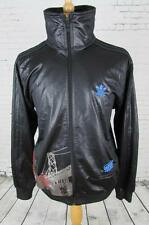 MENS VTG ADIDAS ORIGINALS CHILE 62 TRACKSUIT TOP JACKET RETRO IAN BROWN LARGE