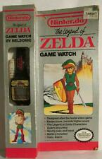 Nintendo - The Legend of Zelda Game Watch - vintage - by Nelsonic