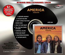 America - Homecoming Audio Fidelity Numbered Ltd. Ed. Hybrid Multichannel SACD