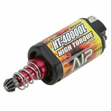 AIP HT40000 High Torque Motor Long for Airsoft AEG Ver.2 Gearbox M series G3 L85