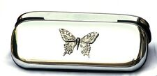 Butterfly Glasses Spectacle Case British Nature Gift FREE ENGRAVING