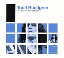 The Definitive Rock Collection by Todd Rundgren (CD, Oct-2006, 2 Discs, Rhino...