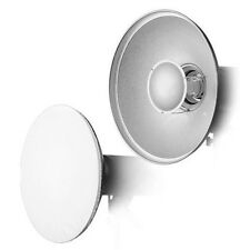 22 inch Photo Studio Beauty Dish For Alien Bee and White Lightning Strobe Lights