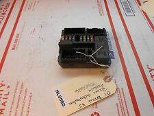 07 BMW X5 power distribution module 7560626  NL0580