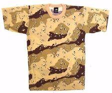 NEW Rothco Army Reserve Military Camo Men's Women's Unisex T Shirt Tee Large