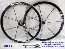 Rolf Prima Vigor 700c clincher wheelset super lightweight OUTSTANDING CONDITION