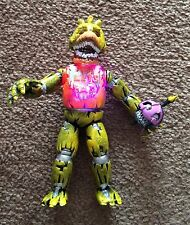 "MEXICAN TOY ACTION FIGURE GIRL NIGTHMARE FIVE NIGHTS FREDDY'S 8"" APROX"