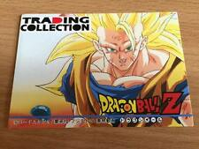 Carte Dragon Ball Z DBZ Trading Collection Memorial Photo #Check List 2 1995