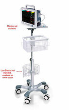 Rolling stand for  Mindray PM-9000 patient monitor new (big wheel)