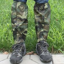 Outdoor Hiking Walking Climbing Hunting Snow Legging Gaiters Waterproof New