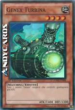 Genex Turbina ☻ Super Rara ☻ HA02 IT008 ☻ YUGIOH ANDYCARDS