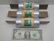 NEW LOT OF 3 FUSETRON DUAL-ELEMENT FUSES FRN250 SEE PHOTOS FREE SHIPPING!!!
