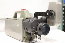 Hitachi Denshi SK-90 Color Camera +Fujinon GHA-1B Vintage Professional Recorder